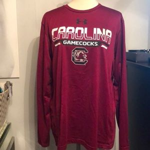 🆕Under Armour U of South Carolina Gamecock Shirt